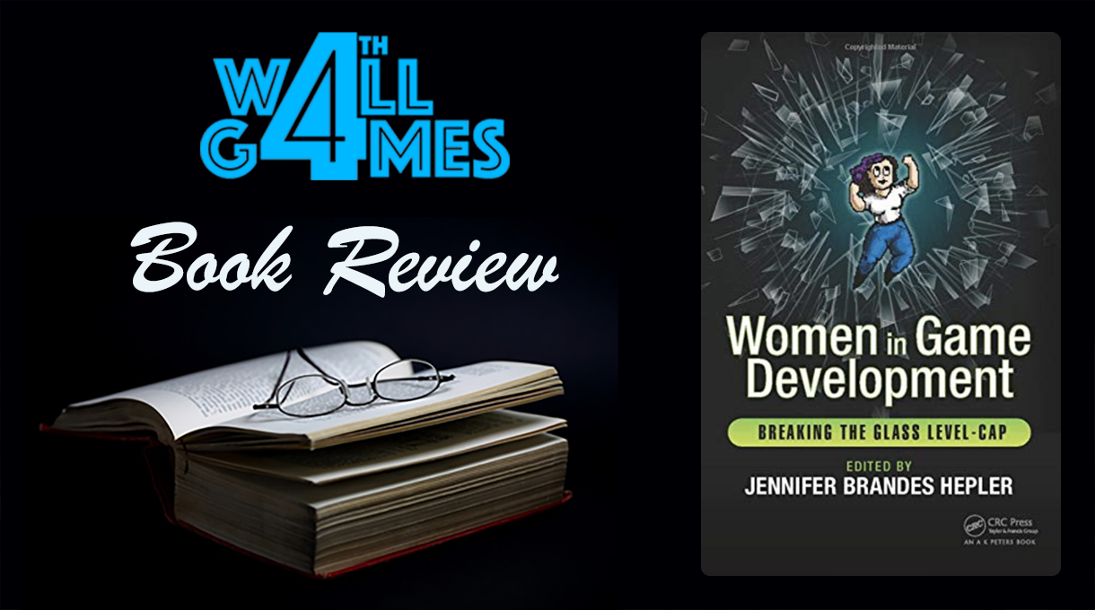 Book Review: Women in Game Development – 4th Wall Games